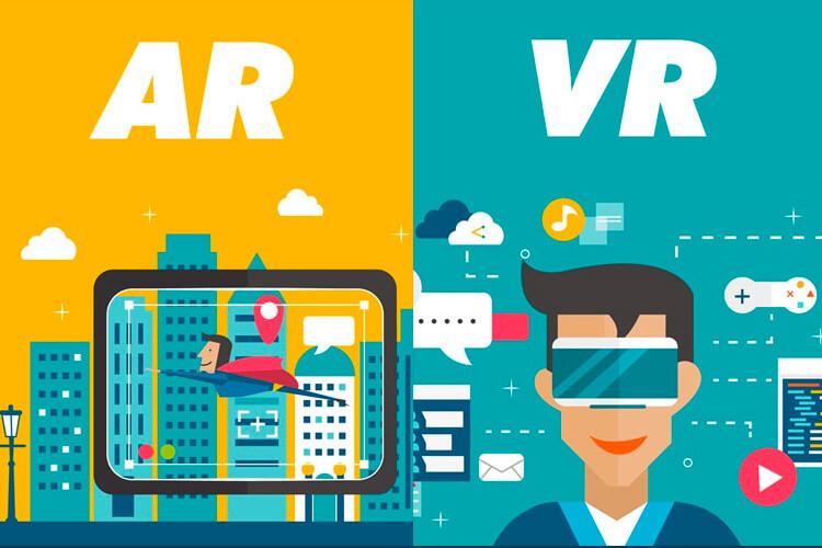 AR-VR iOS App Development Trend