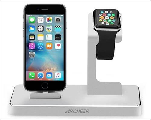 ARCHEER Apple Watch Charging Dock