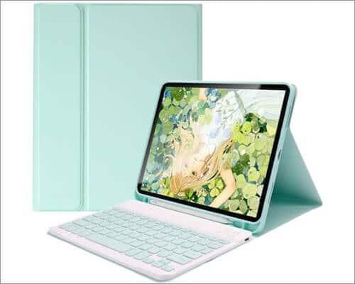ASR-YD 12.9-inch iPad Pro 2020 Keyboard Case