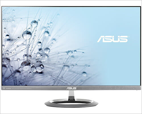 ASUS Designo MX25AQ 25-inch Monitor for Photographers and Graphic Designers