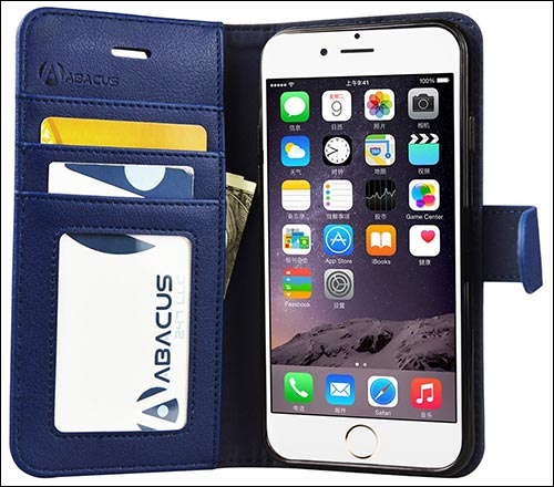 Abacus iPhone 6s Wallet Case