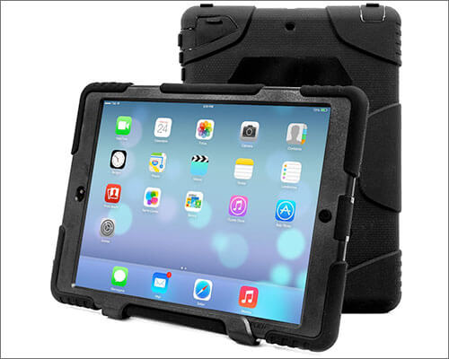 Aceguarder iPad Air 2 Military Grade Case
