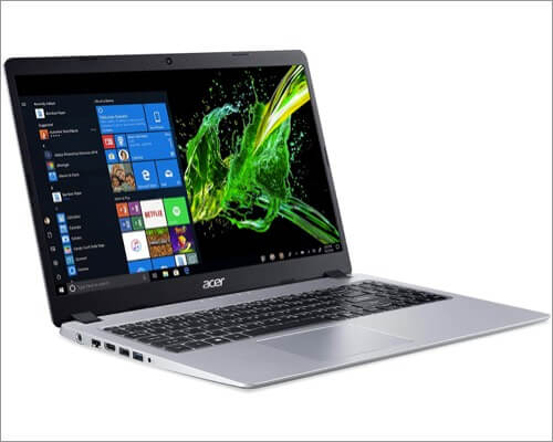 Acer Aspire 5 laptop for students