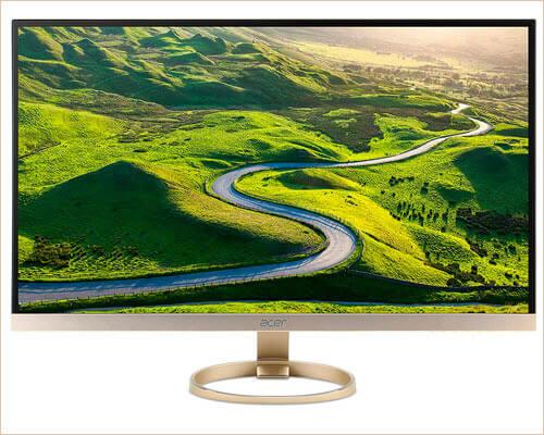 Acer G257HU Mac Mini 2018 Monitor