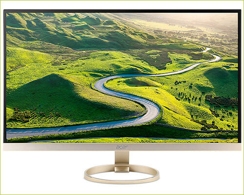 Acer H277HU USB-C Monitor