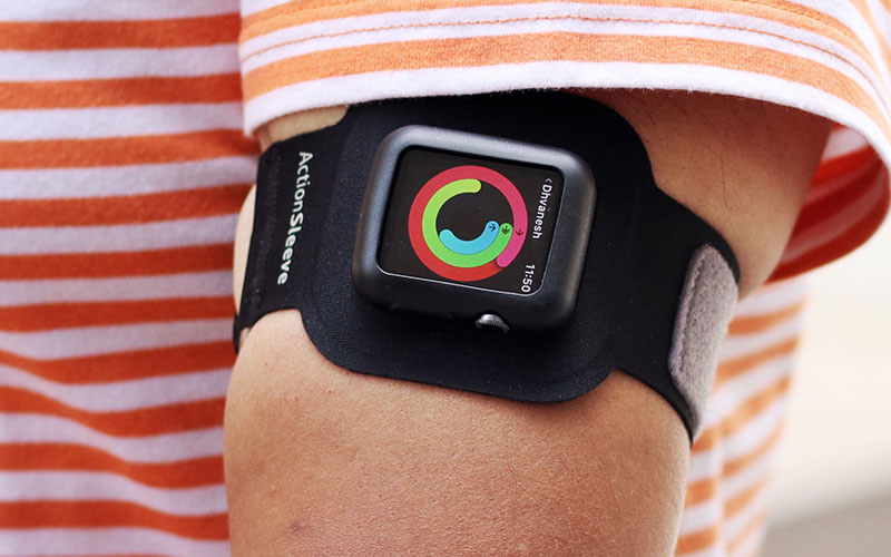 ActionSleeve Armband for Apple Watch