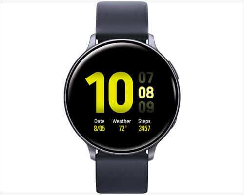 Active2 Smartwatch Compatible iPhone from Samsung