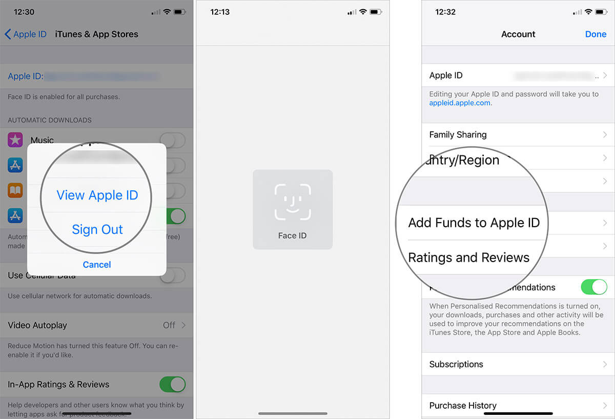Add Cash to your Apple ID on iPhone and iPad