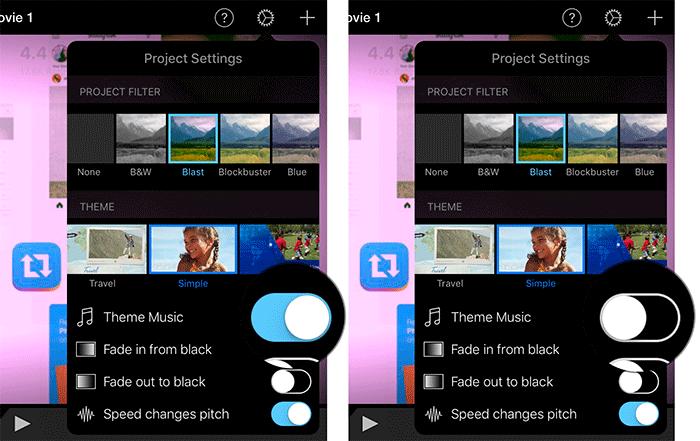 Add Music to iMovie on iPad
