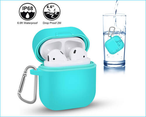 AddAcc Waterproof Case for AirPods