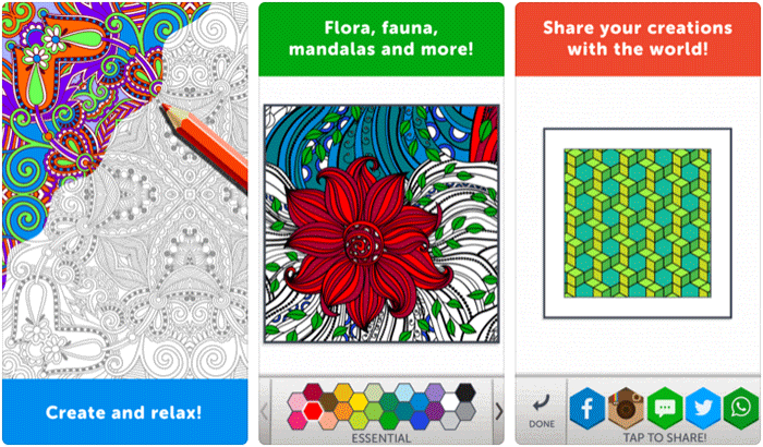 Best Coloring Apps For IPhone And IPad In 2020 - IGeeksBlog