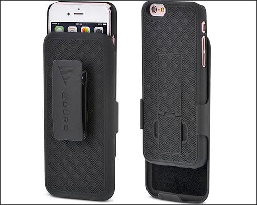 Aduro iPhone 6s Belt Clip Case Holster