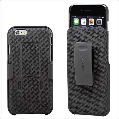 Aduro iPhone 6s Plus Belt Clip Case