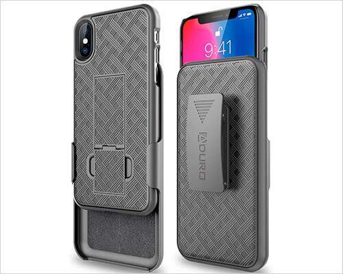 Aduro iPhone X-Xs Belt Clip Holster Case