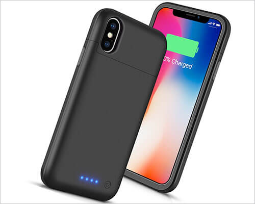 AexPower Battery Case for iPhone Xs