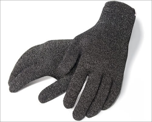 Agloves touchscreen gloves for iPhone and iPad