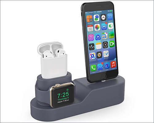AhaStyle Docking Station for iPhone 6-6s Plus