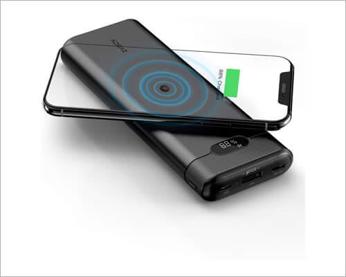 Aideaz Wireless Power Bank for iPhone 11 Pro