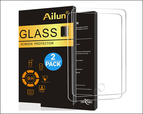 Ailun 9.7-inch iPad 2018 Tempered Glass Screen Protector
