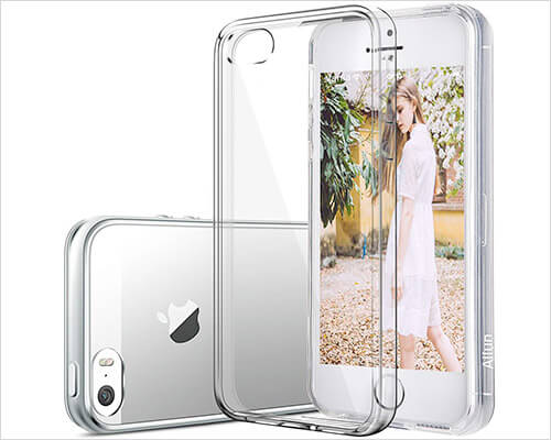 Ailun Clear Case for iPhone SE and iPhone 5s