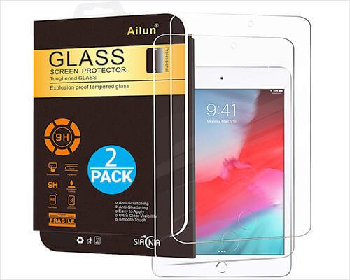 Ailun iPad Mini 5 2019 Tempered Glass Screen Protector