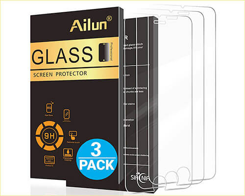Ailun iPhone 6-6s Glass Screen Protector