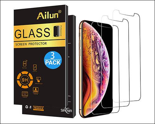 Ailun iPhone Xs Glass Screen Protector