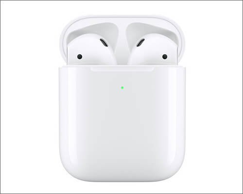AirPods 2 Wireless buds for Apple TV 4K