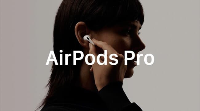 AirPods Pro Water and Sweat Resistance