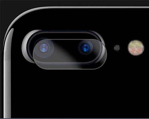 Akwox Camera Lens Protector for iPhone 8 and iPhone 7 Plus
