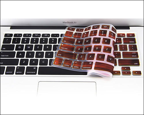 Allytech Keyboard Decal for MacBook Pro and MacBook Air