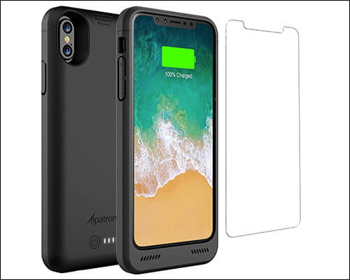 Alpatronix Battery Case for iPhone Xs