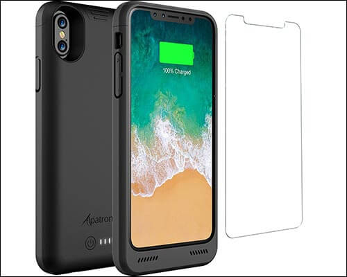 Alpatronix - Best iPhone X Battery Case