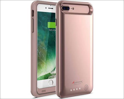 Alpatronix Protective Battery Case for iPhone 7 Plus