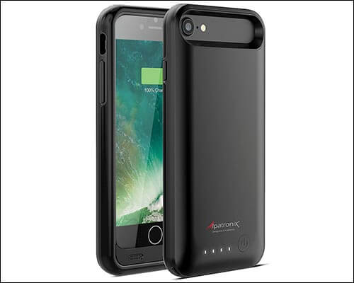 Alpatronix iPhone 8 Battery Case
