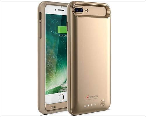 Alpatronix iPhone 8 Plus Battery Case