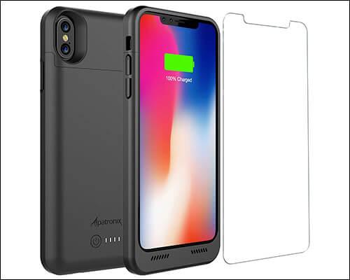 Alpatronix iPhone Xs Max Battery Case