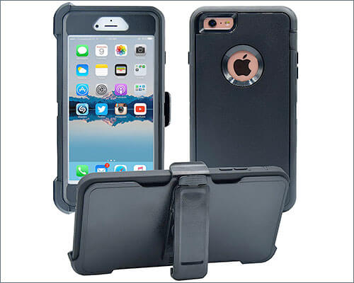 AlphaCell Kickstand Case for iPhone 6s Plus