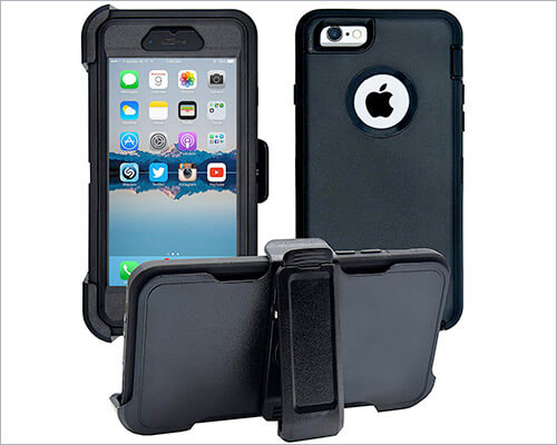 AlphaCell iPhone 6 Military-Grade Case