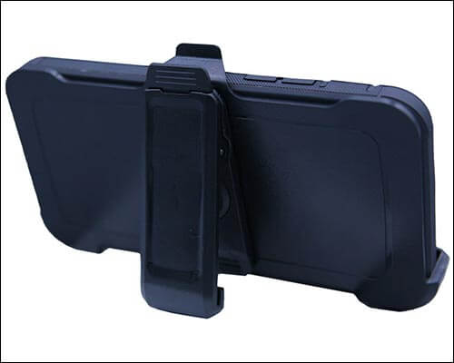 AlphaCell iPhone 8 Belt Clip Holster Case