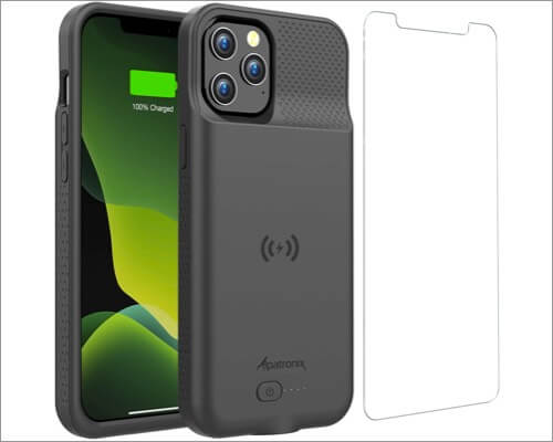 Alphatronix battery cases for iPhone 12 Pro Max