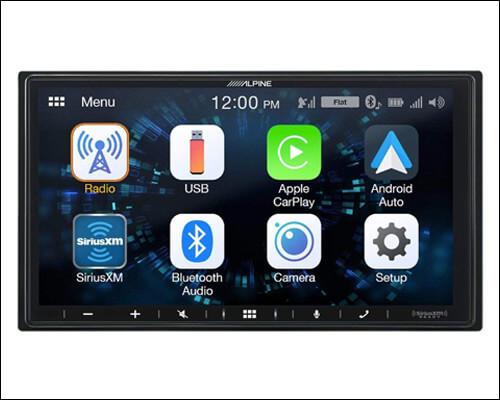 Alpine iLX-W650 Apple CarPlay Stereo