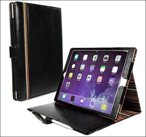 Alston Craig iPad Pro Leather Case