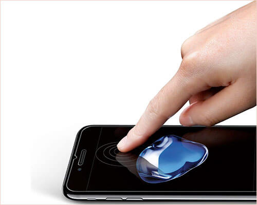 Amazingforless iPhone 7 Plus Tempered Glass Screen Protector