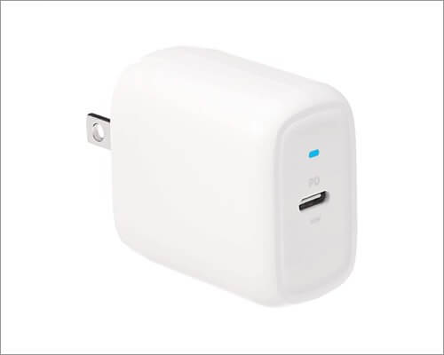 Amazon Basics 30W GaN USB-C Wall Charger