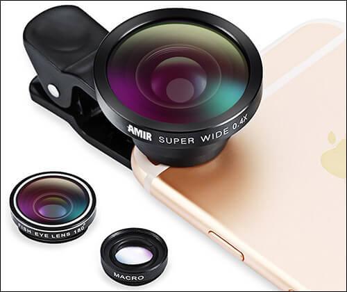 Amir iPhone 6-6s Camera Lens