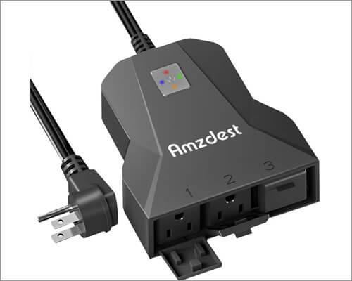 Amzdest Smart Outdoor Plug