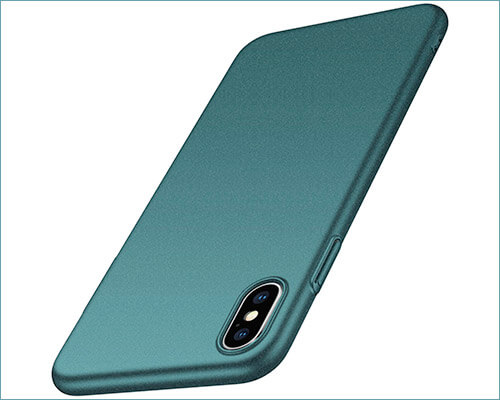 Anccer Thinnest Case for iPhone Xs Max