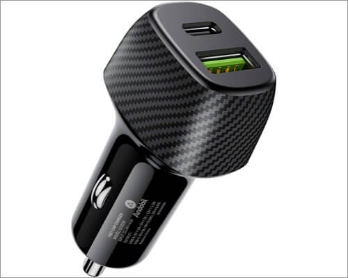 Andobil best car charger for iPad