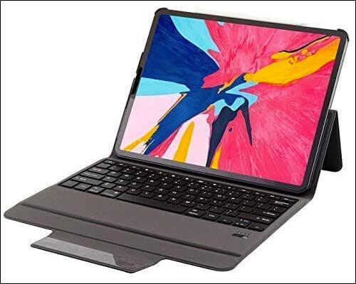 Animuss 12.9 inch iPad Pro 2018 Keyboard Case